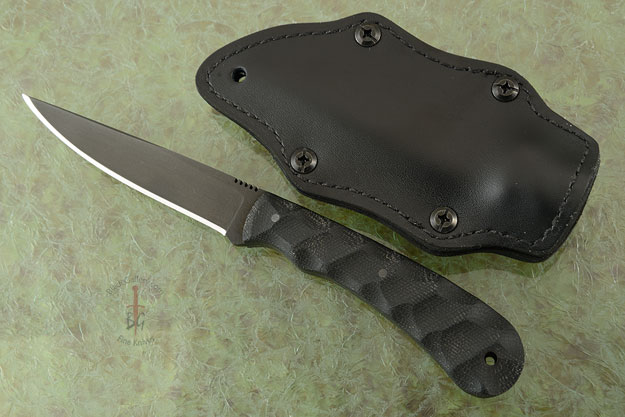 Operator with Sculpted Micarta and Caswell Finish