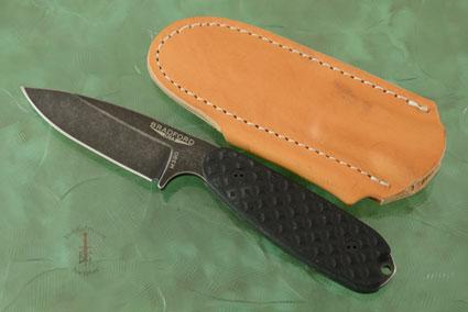 Guardian 3.5 - Black G10, Nimbus Blade, Sabre Grind