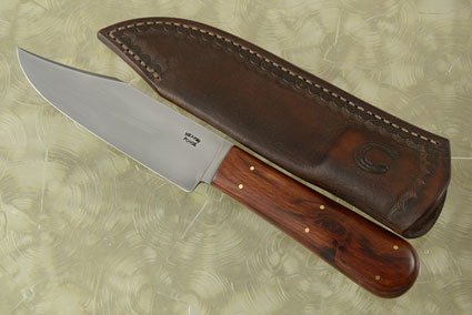 Clip Point Hunter with Mopane