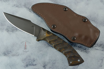 Pathfinder with Sculpted Maple and Caswell Finish (Jason Knight Collaboration)