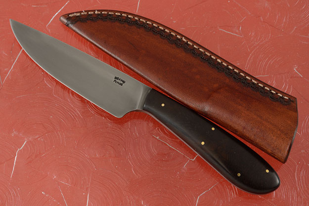 Forged Hunter/Utility with African Blackwood