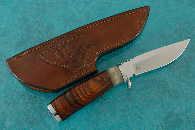 Personal with Cocobolo and Sheep Horn