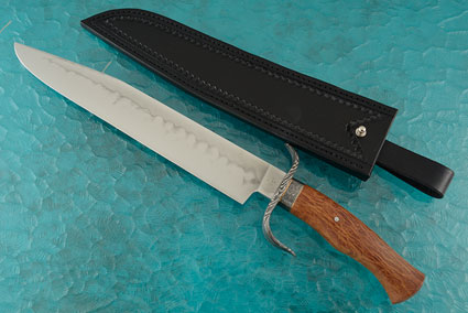 Hamon S-Guard Bowie with Lace Sheoak
