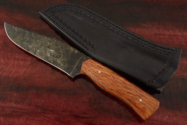 Dark Side Hunter with Sheoak Burl