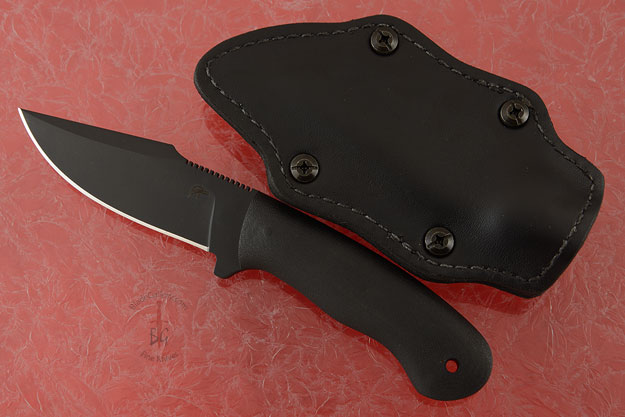 Jaeger with Micarta and KG Finish (Jason Knight Collaboration)