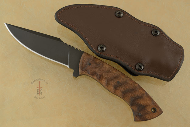 Pathfinder with Sculpted Walnut and Caswell Finish (Jason Knight Collaboration)