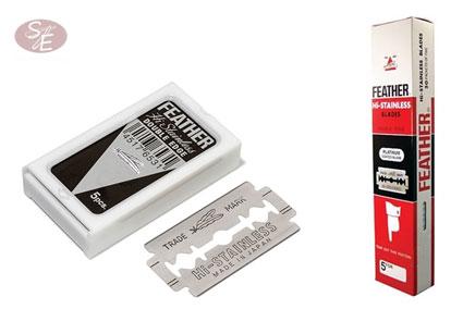 Hi-Stainless Razor Blades - 100 Pack