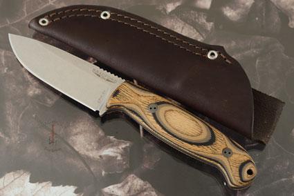 Guardian 4.5 - 3D G-Wood, Stonewash Blade, Sabre Grind