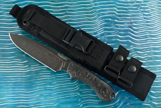 Guardian 5 - 3D Carbon Fiber, Nimbus Blade, Sabre Grind