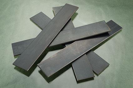 SG2 Stainless/Nickel Damascus DPS San Mai - 31 layer (.16