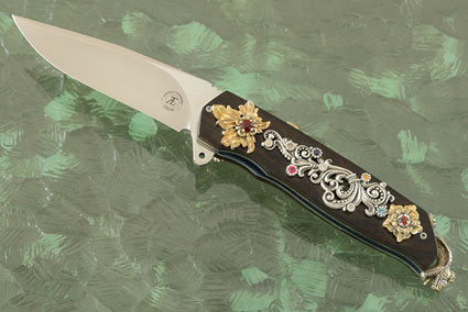 L36S Flipper - Royal Griffin (Ceramic IKBS)