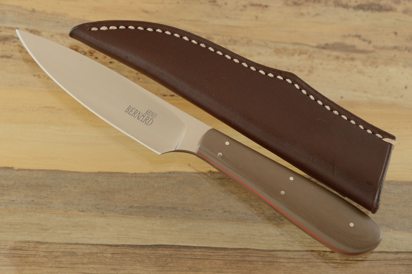 Utility/Parer with Brown G10
