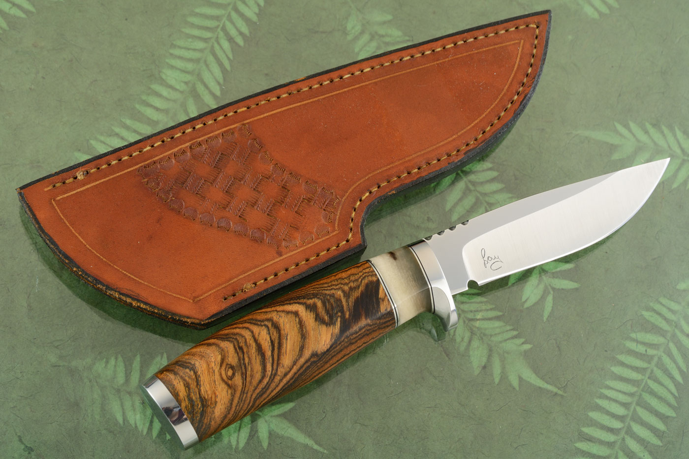 Personal with Bocote and Sheep Horn