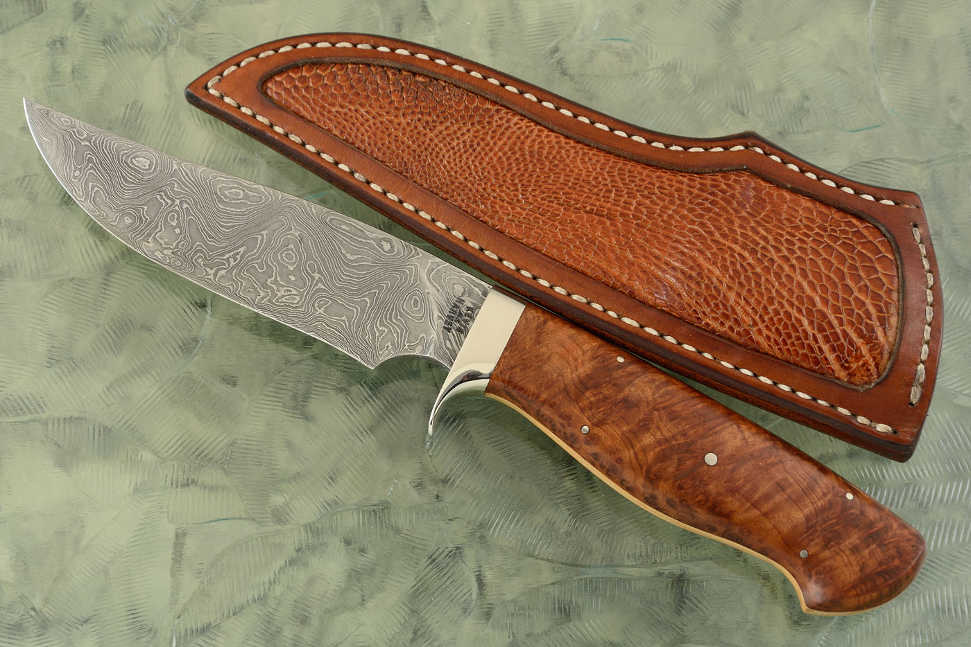 Recurve Hunter with Redwood and Maple