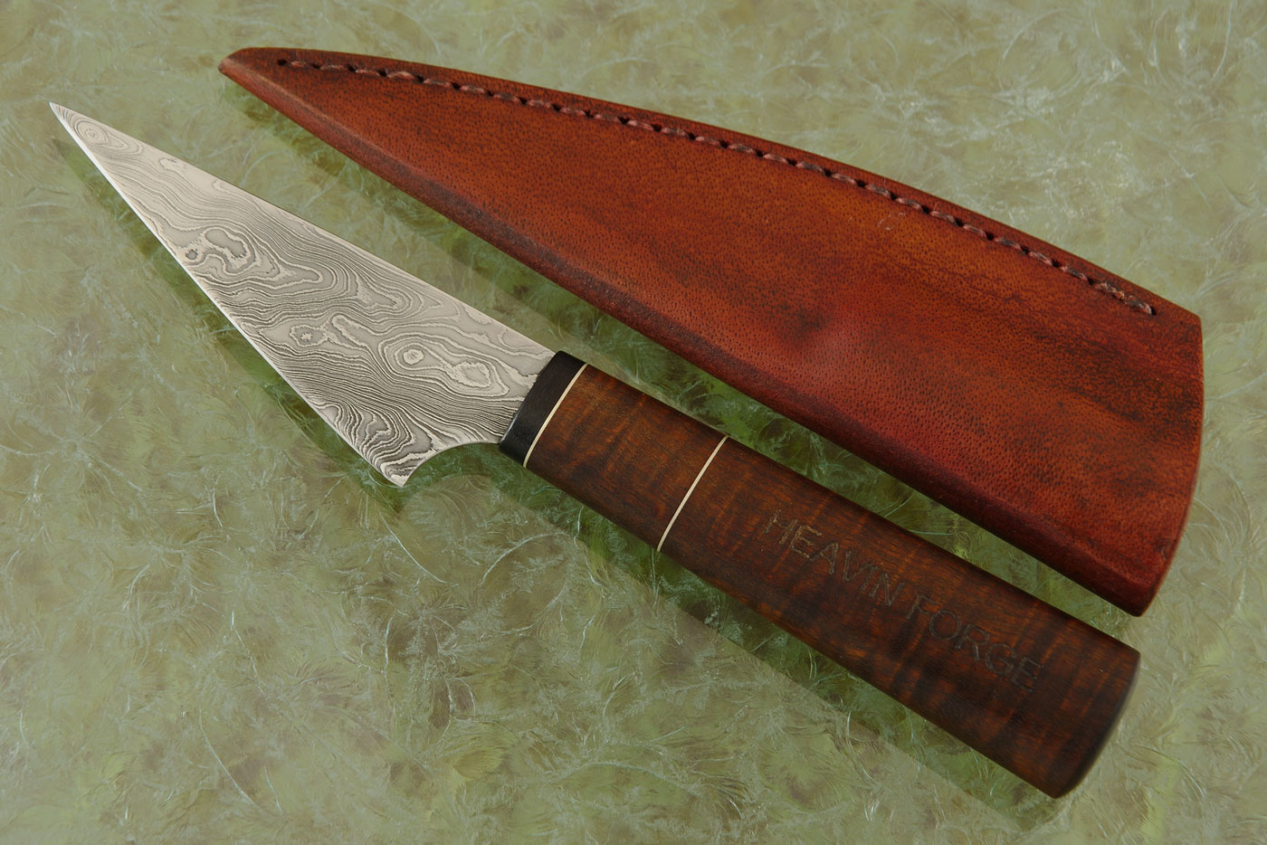 Sukikaki Kiridashi with Ringed Gidgee