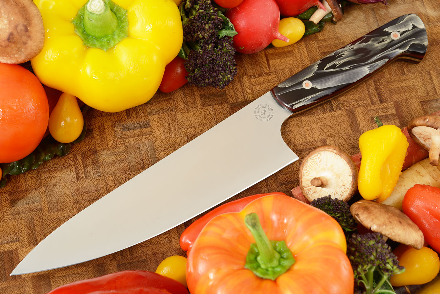 Chef's Knife (7-3/4 in.) with Raffir